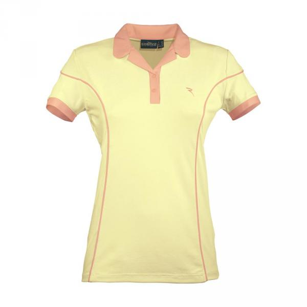 Poloshirt Damen ANGELINA 57287 RAY YELLOW Chervò