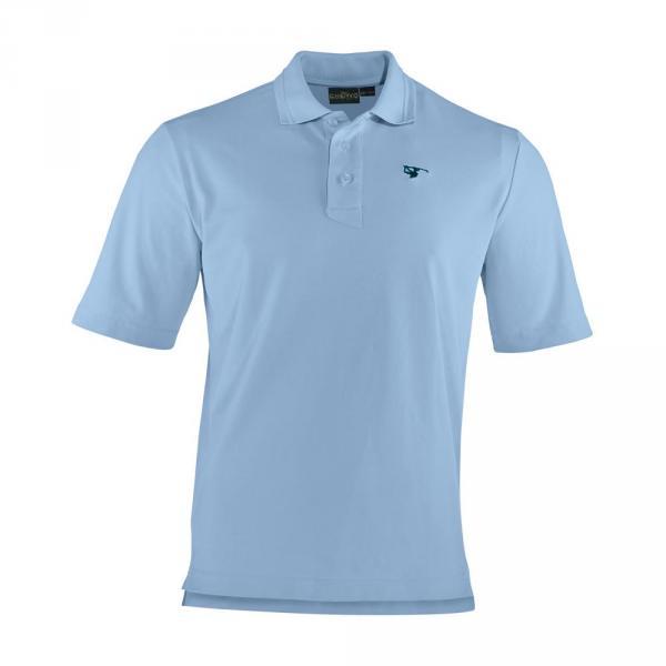 Polo Homme ANGONARA 53510 MALIBU BLUE Chervò