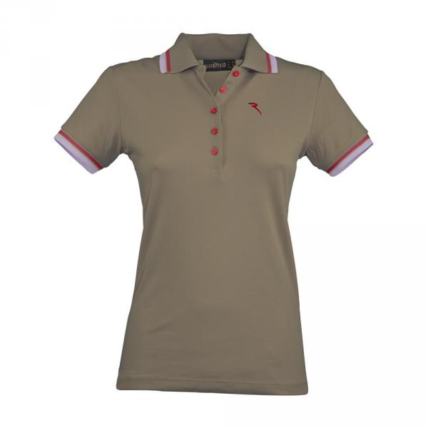 Polo Woman ANGUELANEW 56720 CAROB BROWN Chervò