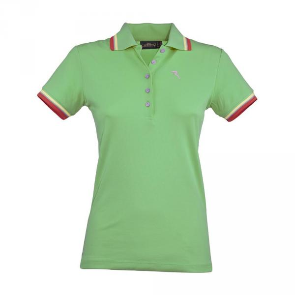 Poloshirt Damen ANGUELANEW 56720 CRICKET GREEN Chervò