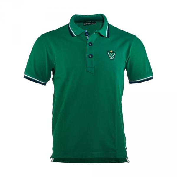 Polo Homme ANGUS 57265 GREEN NATURE Chervò