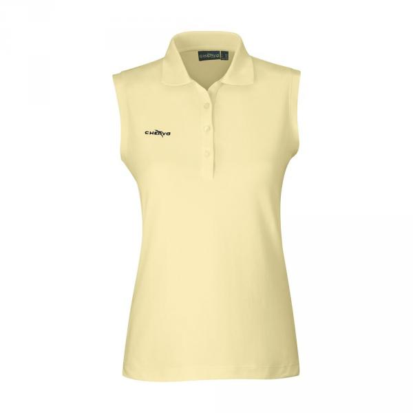 Polo Woman ANZORIGHT 57464 RAY YELLOW Chervò