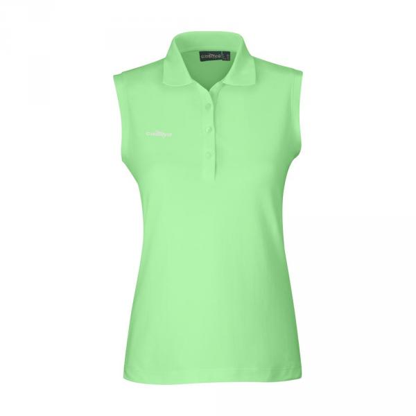 Polo Donna ANZORIGHT 57464 VERDE CRICKET Chervò