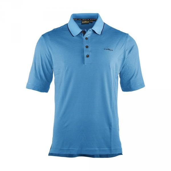 Polo Homme APSIDE 57332 Light Blue Chervò