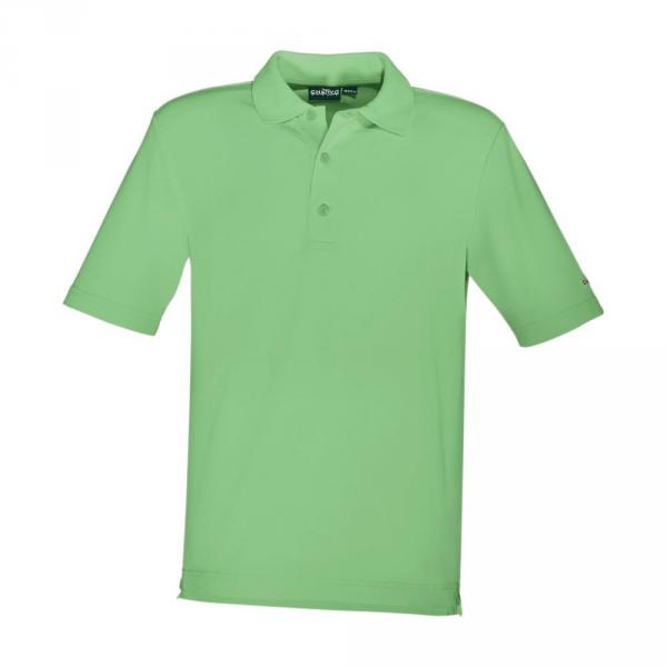 Poloshirt Uomo + Bambino ARDARENEW 56570 CRICKET GREEN Chervò