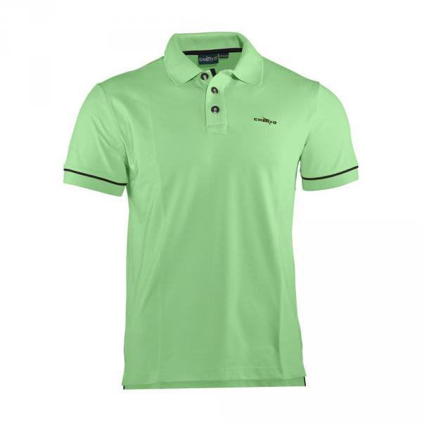 Polo Homme AUDREY 57268 CRICKET GREEN Chervò