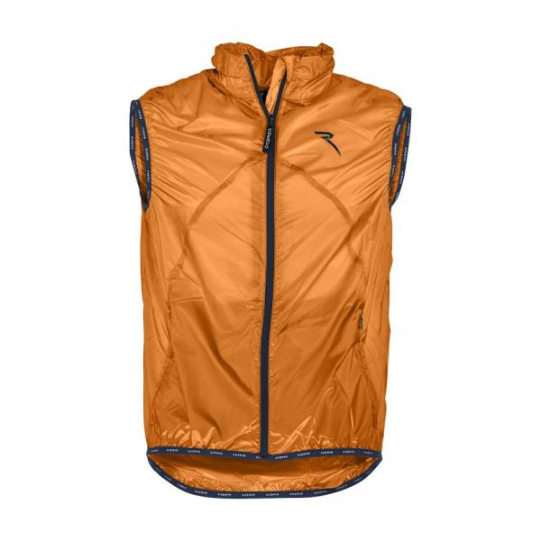 Gilet Homme ERREMOSCIA 57216 FLAME ORANGE Chervò