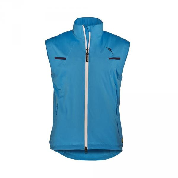 Gilet Homme ESPERANCE 57206 SURF LIGHT BLUE Chervò