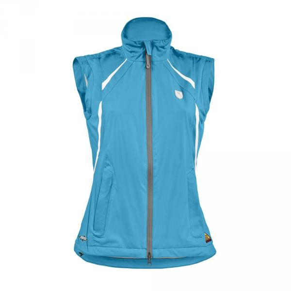 Gilet Damen ESTSIDE 57203 SURF LIGHT BLUE Chervò