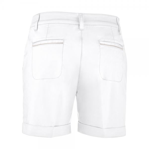 Shorts Woman GETTO 57346 WHITE Chervò