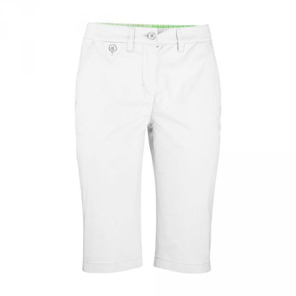 Shorts Woman GHIACCIO 57345 Green White Chervò