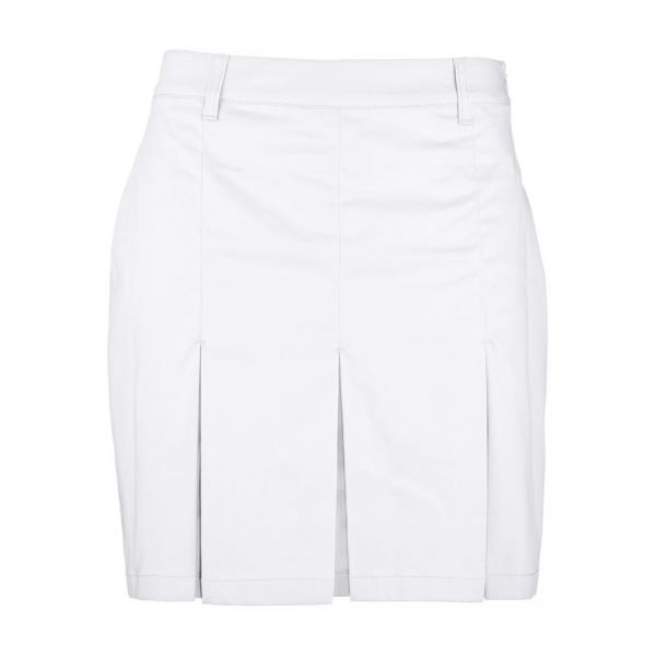 Skirt Woman JENARO 57349 WHITE Chervò