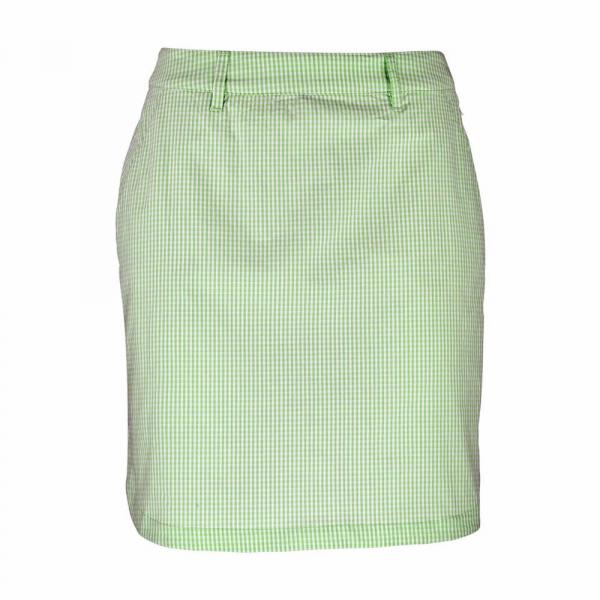 Gonna Donna JUNIOR 57353 Verde Bianco Chervò