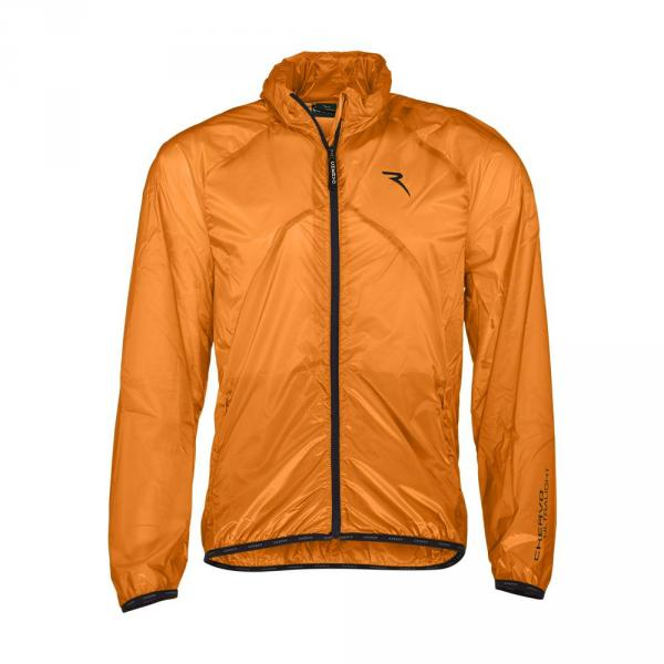 Jacke Herren MUNARO 57215 FLAME ORANGE Chervò