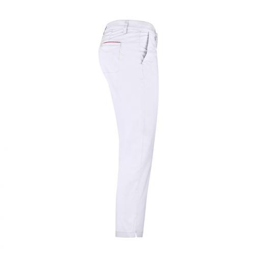 Pantalon Femme SERVA 57343 Grey White Chervò