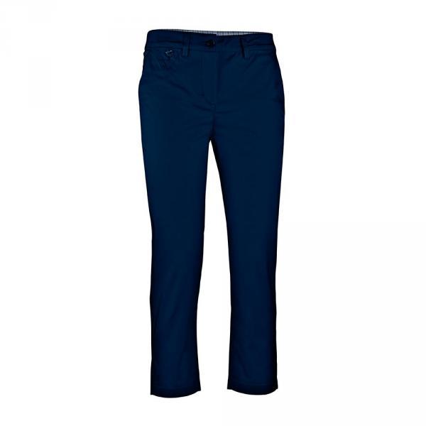 Pantalone Donna SERVA 57343 BLU NAVY Chervò