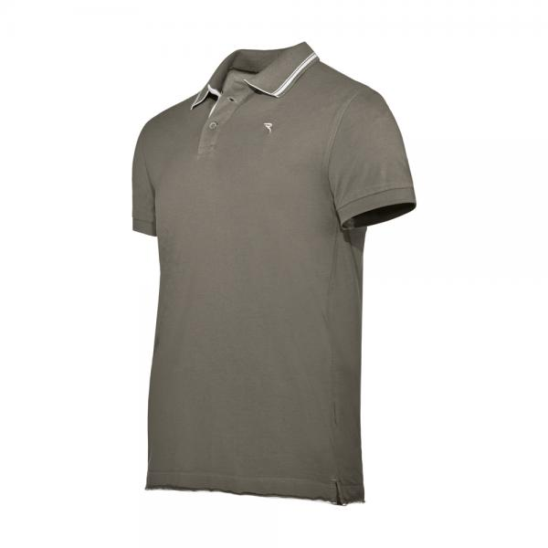 Polo Man ASMARA 57181 CUBAN BROWN Chervò