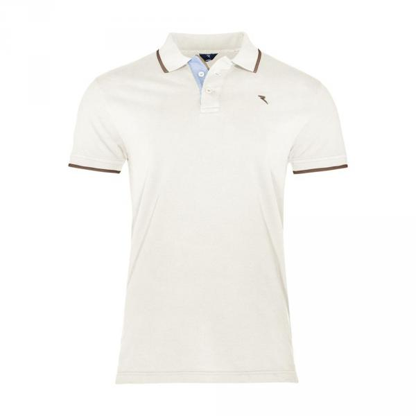 Polo Man ASSIA 57185 Dune White Chervò