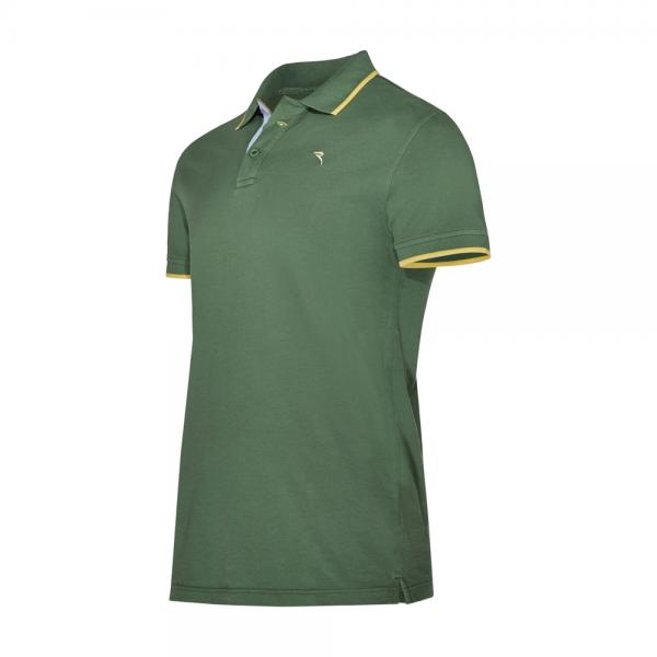 Polo Man ASSIA 57185 TYROL GREEN Chervò