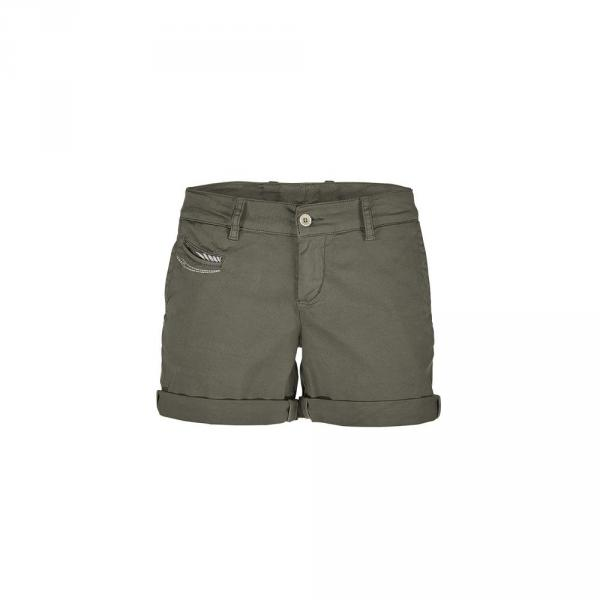 Shorts Woman GRADELA 57241 CUBAN BROWN Chervò