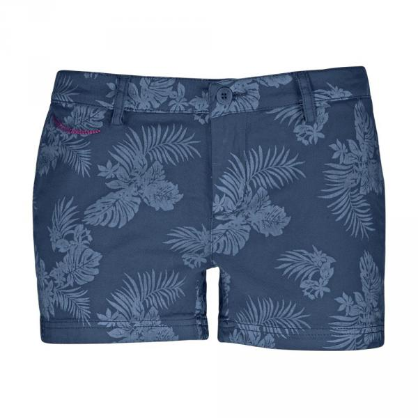 Shorts Woman GUGIOLIN 57240 BLUE Chervò