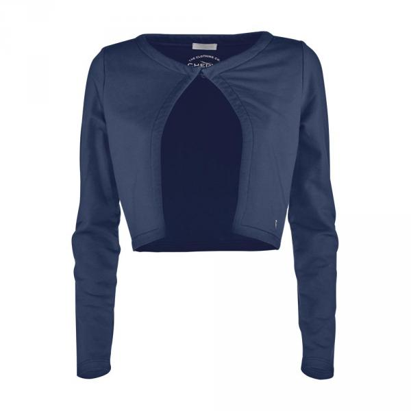 Sweatshirt Damen POSTIL 57169 NAUTIC BLUE Chervò