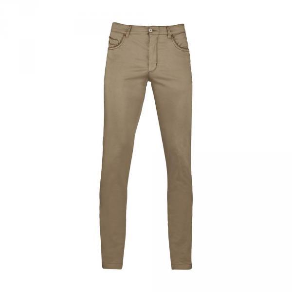 Pantalon Homme SCKITO 57231 JUTE Beige Chervò
