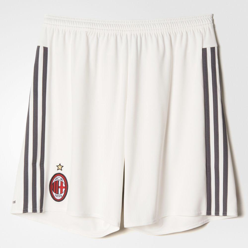 Adidas Shorts De Course Home Milan   15/16