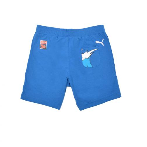 Puma Bermuda Style Tom&jerry Shorts B  Enfant strong blue Tifoshop