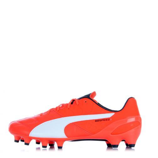 Scarpe Da Calcio Evospeed 1.4 Lth Fg Arancione FIGC Store
