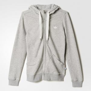 Adidas Originals Sweat La Slim Fz Hoody Winterized  Femmes