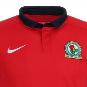 Nike Maglia Gara Away Blackburns Rovers   15/16