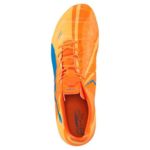 Evopower 1 H2h Fg orange clown fish-electric blue lemonade FIGC Store