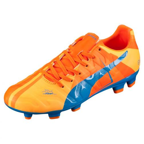 Evopower 3 H2h Fg Jr orange clown fish-electric blue lemonade FIGC Store