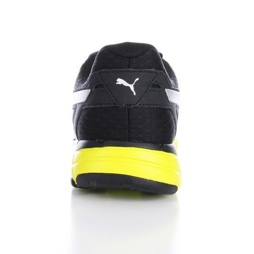 Puma Chaussures Poseidon V2 black-sulphur spring-puma silver Tifoshop
