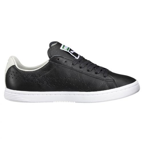Puma Chaussures Court Star Nm black-white-glacier gray Tifoshop