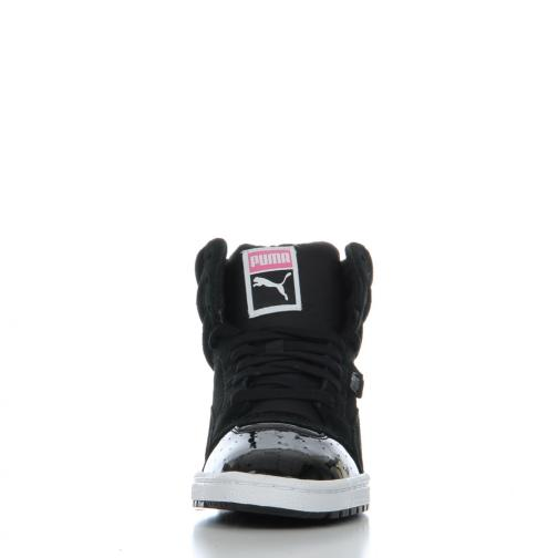 Puma Schuhe Sky 3 Lace Matt & Shine Wn's  Damenmode black-carmine rose Tifoshop