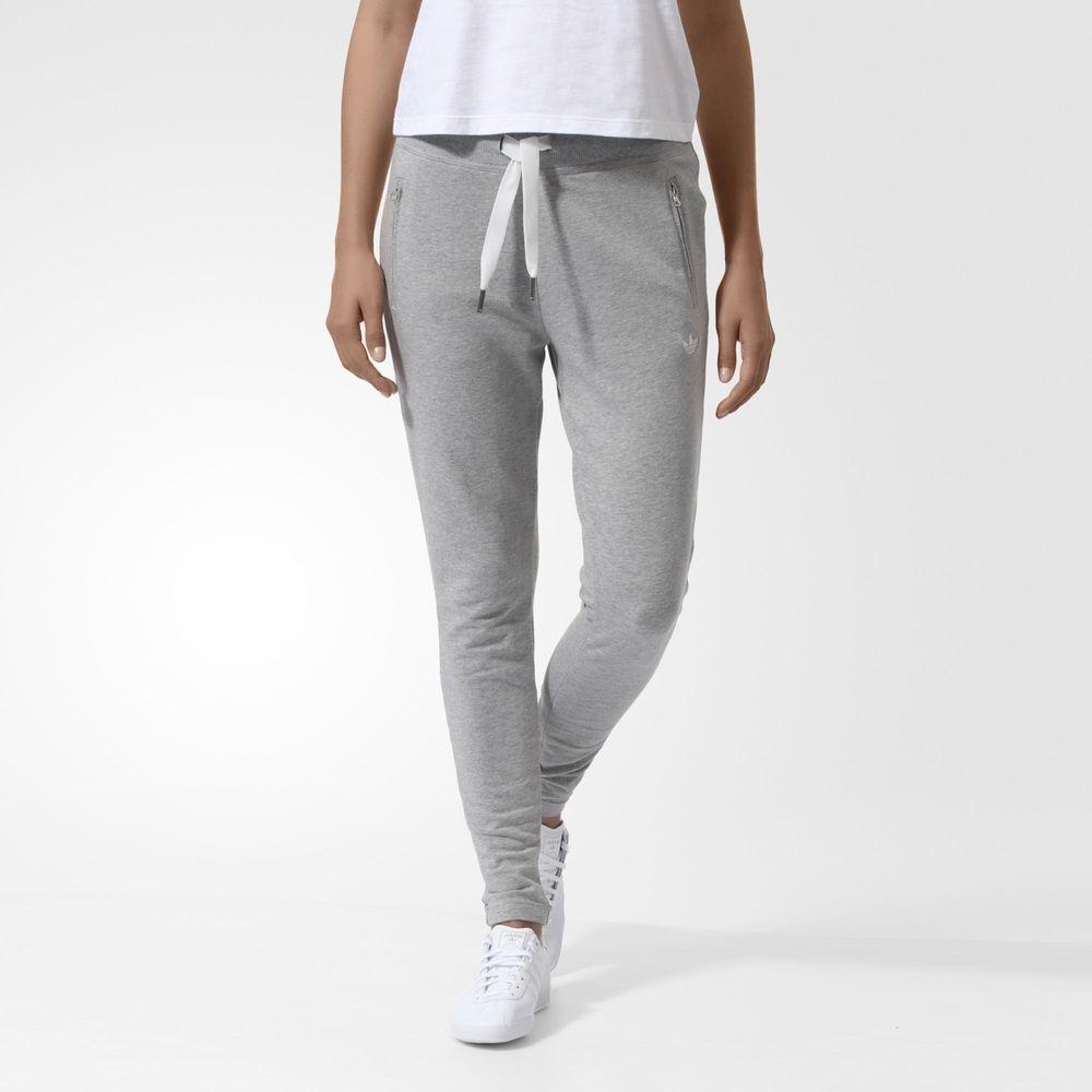 Adidas Originals Pantalone Slim Tp Ft  Donna