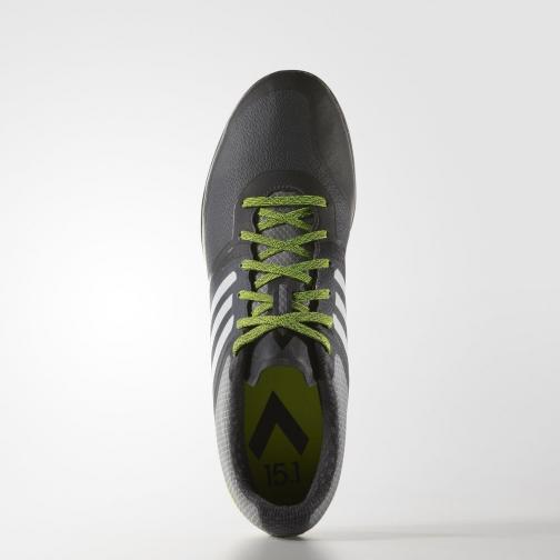 Adidas Futsal-schuhe Ace15.1 Cg Dark Grey / Clear Grey / Solar Yellow Tifoshop