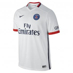 Nike Maillot de Match Away Paris Saint Germain   15/16