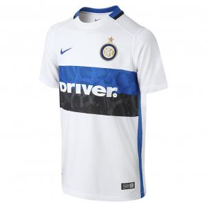 INTER junior SS Away reply jersey