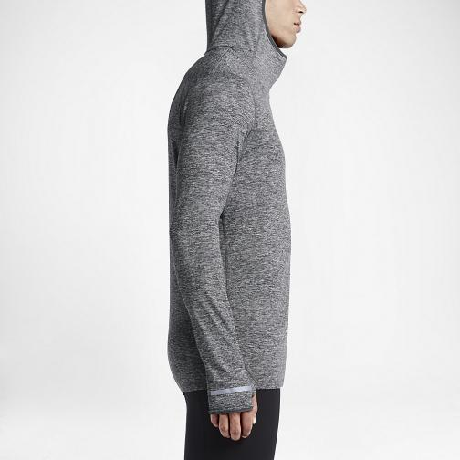Nike Maillot Dri-fit Element Grey Tifoshop