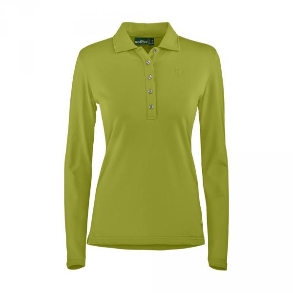 Polo Woman ANDALE 57547 LEAF GREEN Chervò
