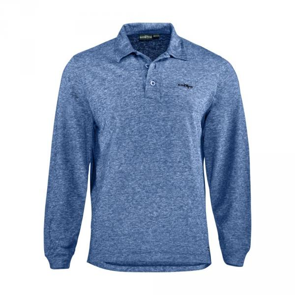 Polo Homme ASTON 57603 Blue Chervò