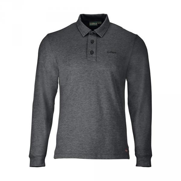 Polo Homme ASTON 57603 Grey Chervò