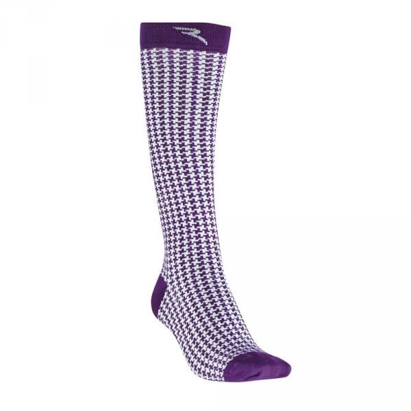 Socken Damen BETTY 57652 White Purple Chervò