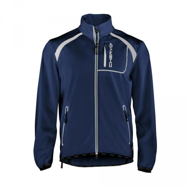 Jacket Man MIRANDOLA 57475 BLUE Chervò