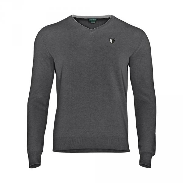 Sweater Man NARANSA 56394 Grey Cream Chervò