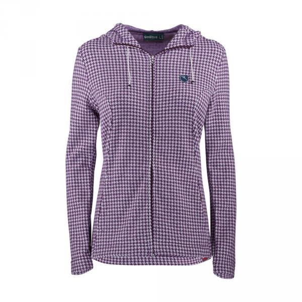 Sweatshirt Damen PELUME 57530 White Purple Chervò