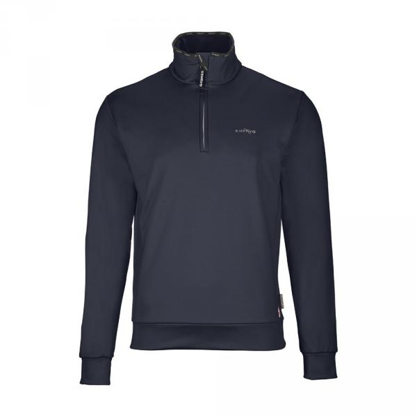 Sweat Homme PISSEGADA 57577 BLUE Chervò